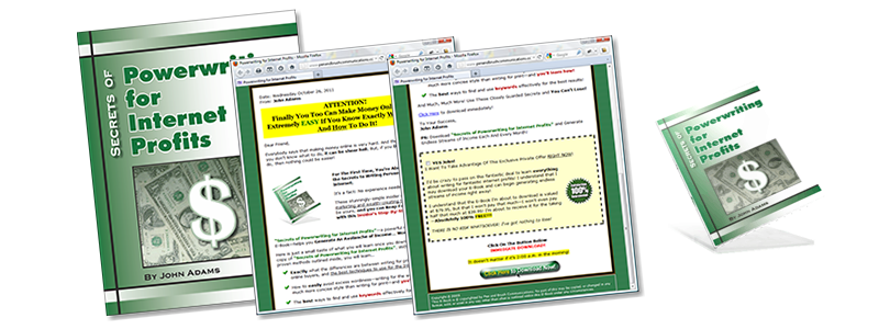 Powerwriting Profits Campaign